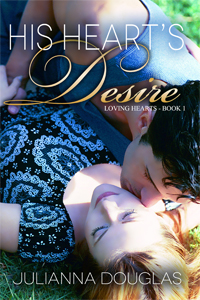 His Heart's Desire Book Cover