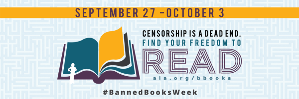 Banned Books Week Header
