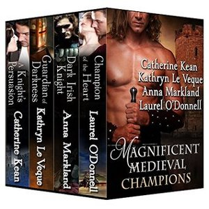 Magnificent Medieval Champions Box Set