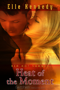 Heat of the Moment Book Cover