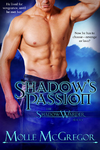 Shadow's Passion Book Cover