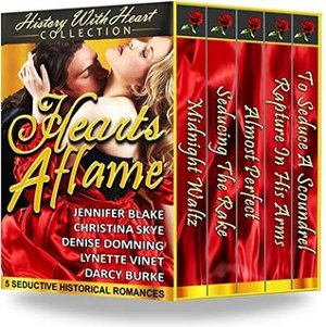 Hearts Aflame Boxed Set