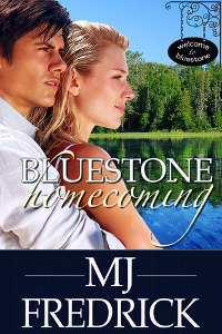 Bluestone Homecoming Book Cover