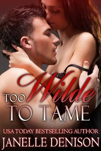 Too Wilde To Tame Book Cover