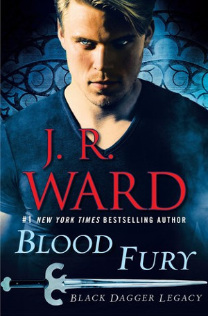 Blood Fury Book Cover