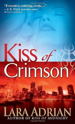 Kiss of Crimson Book Cover