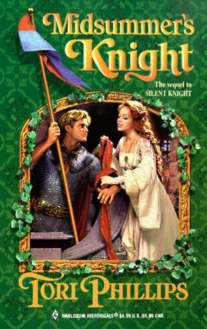 Midsummer's Knight Book Cover