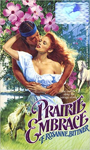 Prairie Embrace Book Cover
