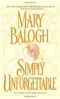 Simply Unforgettable Book Cover