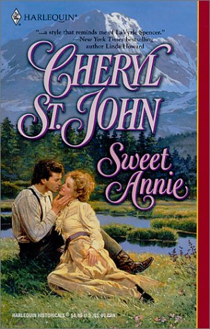 Sweet Annie Book Cover