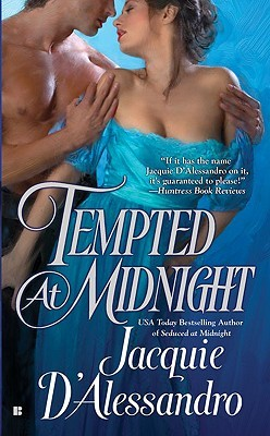 Tempted at Midnight Book Cover