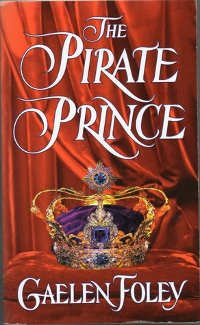 The Pirate Prince Book Cover