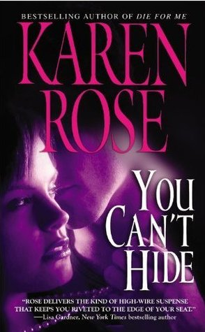 You Can't Hide Book Cover