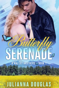 Butterfly Serenade Book Cover