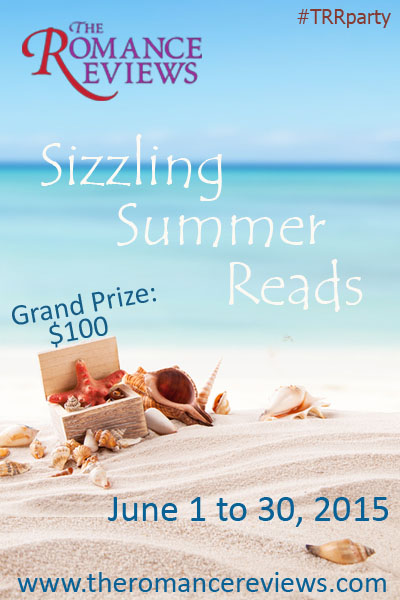 The Romance Reviews' Sizzling Summer Reads Party