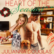 Heart of the Season Audtiobook Cover