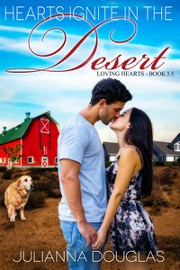 Hearts Ignite In The Desert Book Cover