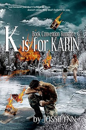 K is for Karin Book Cover