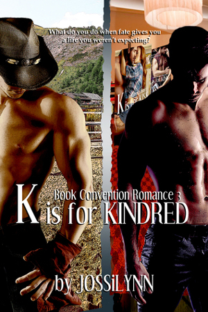 K is for Kindred Book Cover