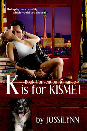 K is for Kismet Book Cover