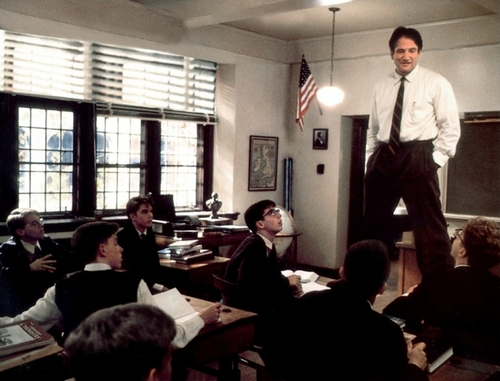 Robin Williams, Dead Poet's Society